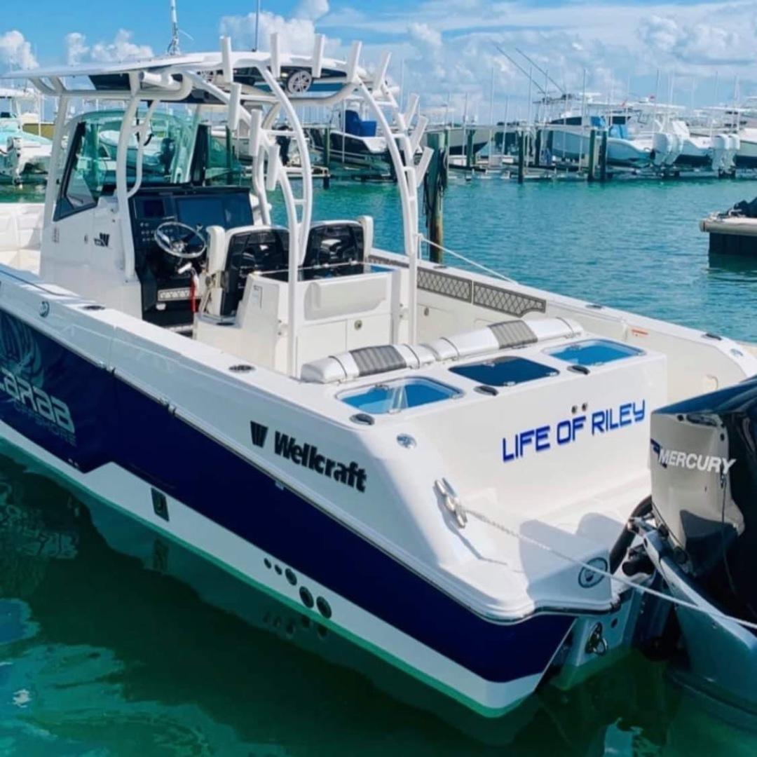 Wellcraft-Scarab 2019-Life of Riley Jupiter-Florida-United States-1470848 | Thumbnail