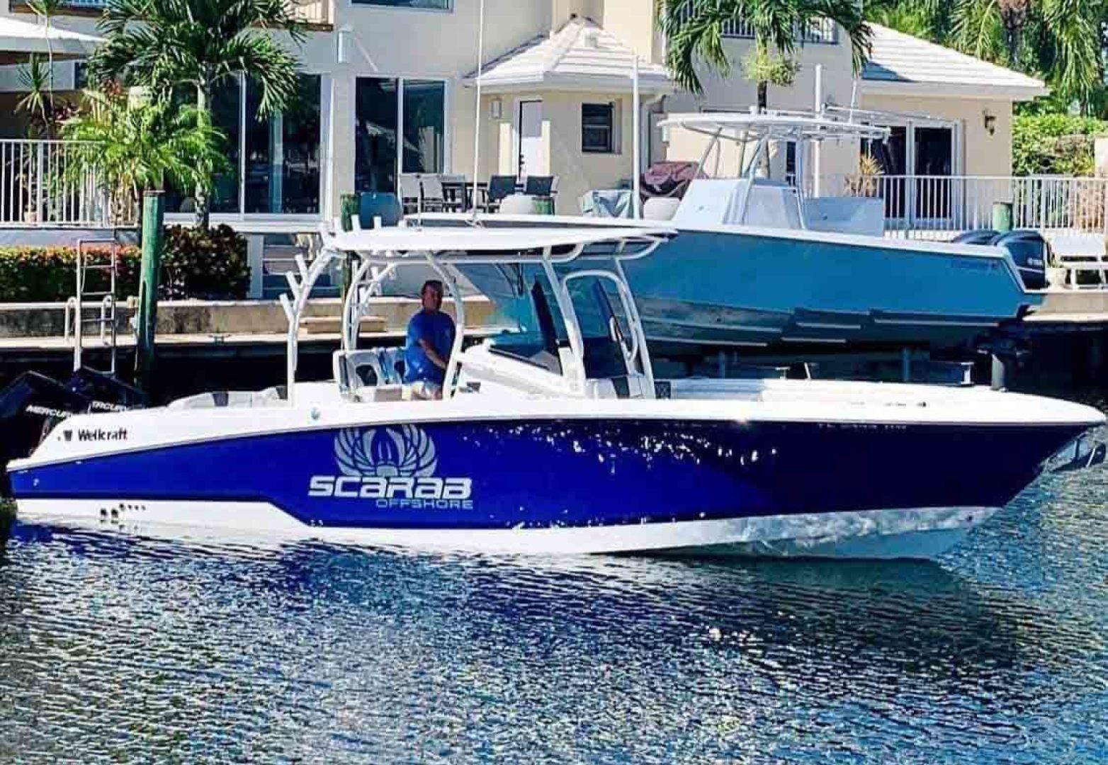 Wellcraft-Scarab 2019-Life of Riley Jupiter-Florida-United States-1475787 | Thumbnail