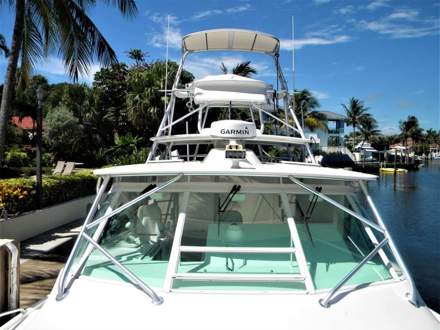 Cabo-Express Sportfish 2004-OMO Boynton Beach-Florida-United States-Tower Helm and Helm Deck-1471038 | Thumbnail