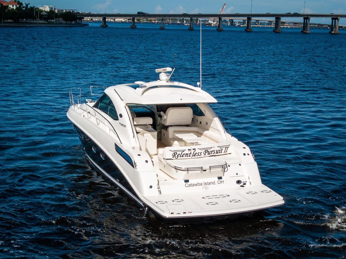 Sea Ray-Sundancer 2010-Relentless Pursuit Bradenton -Florida-United States-1500318 | Thumbnail
