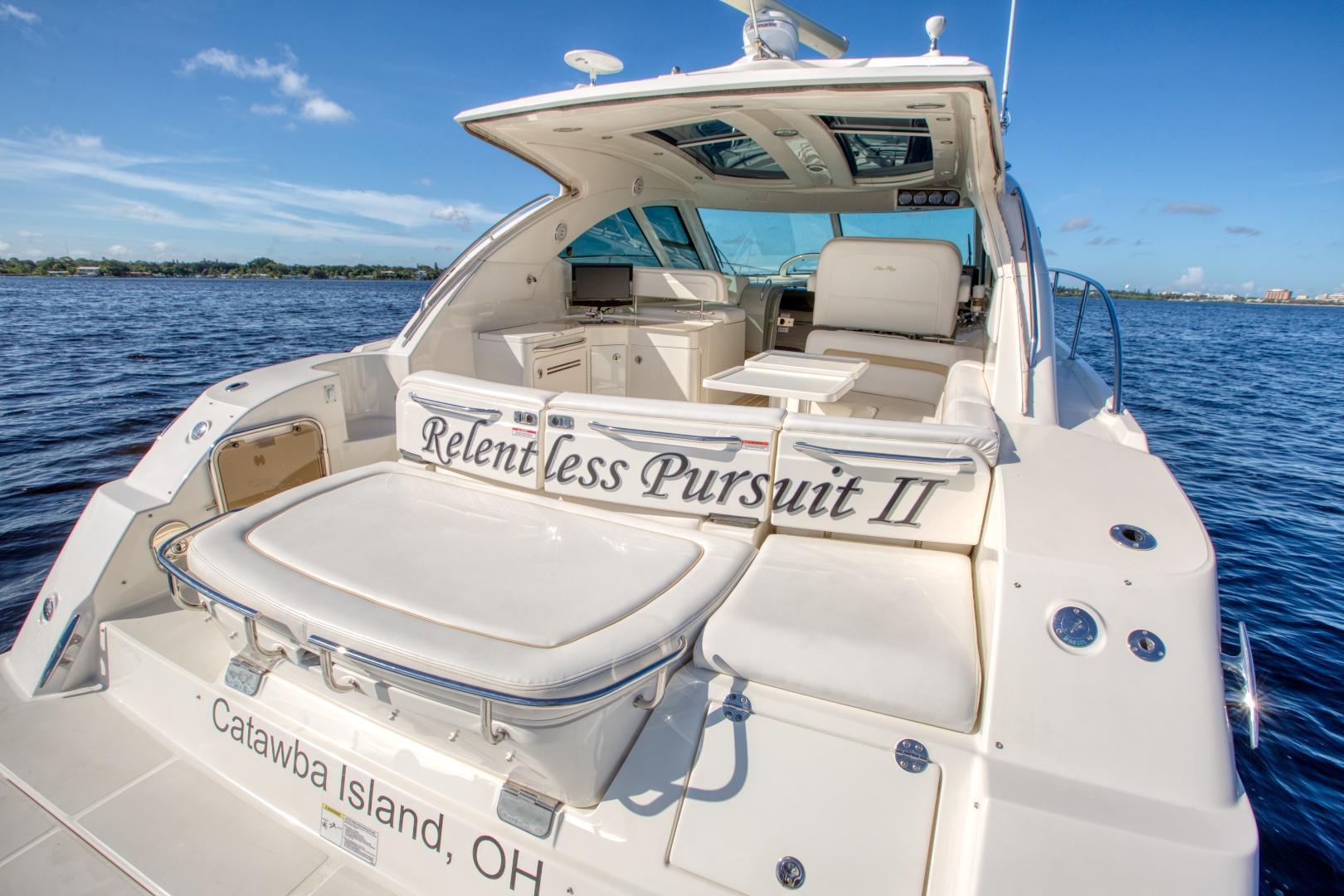 Sea Ray-Sundancer 2010-Relentless Pursuit Bradenton -Florida-United States-1500324 | Thumbnail