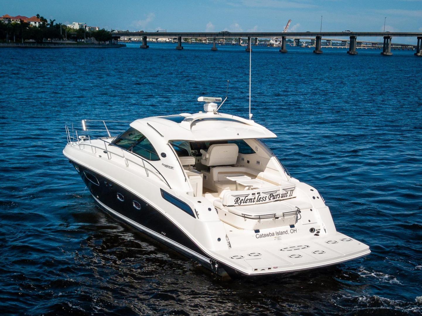 Sea Ray-Sundancer 2010-Relentless Pursuit Bradenton -Florida-United States-1500317 | Thumbnail
