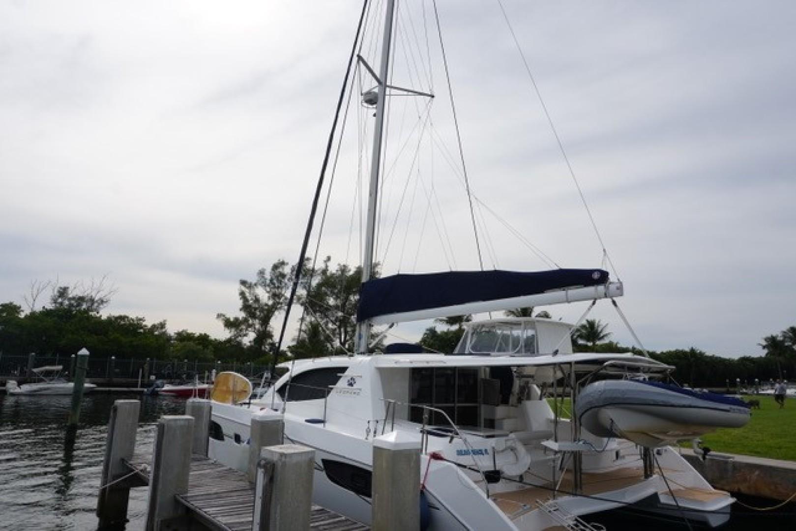 Leopard-44 2016-Grateful Fort Lauderdale-Florida-United States-Port Stern View, Mast, Rigging-1471257 | Thumbnail
