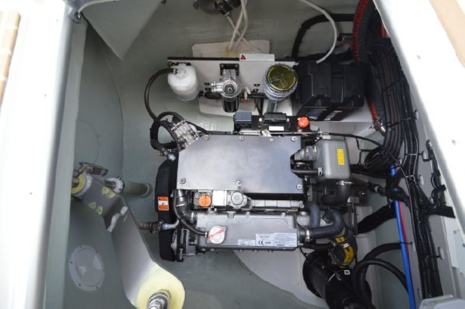 Leopard-44 2016-Grateful Fort Lauderdale-Florida-United States-Engine Compartment 3-1471297 | Thumbnail