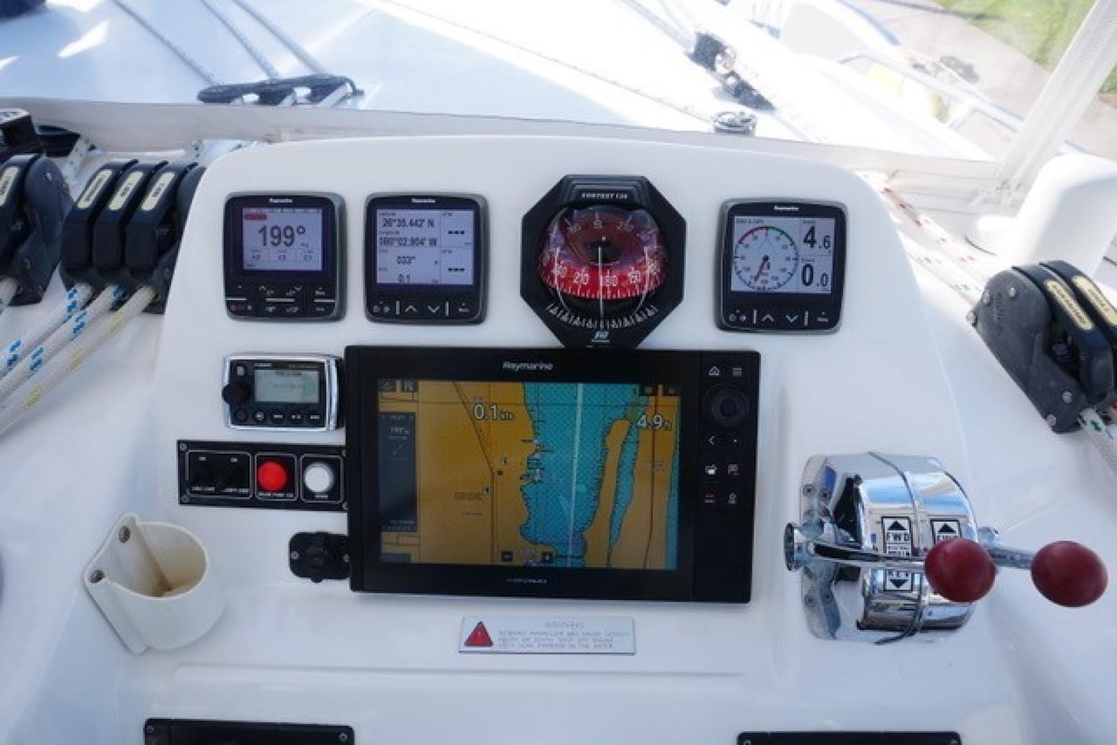 Leopard-44 2016-Grateful Fort Lauderdale-Florida-United States-Helm Instruments-1471292 | Thumbnail