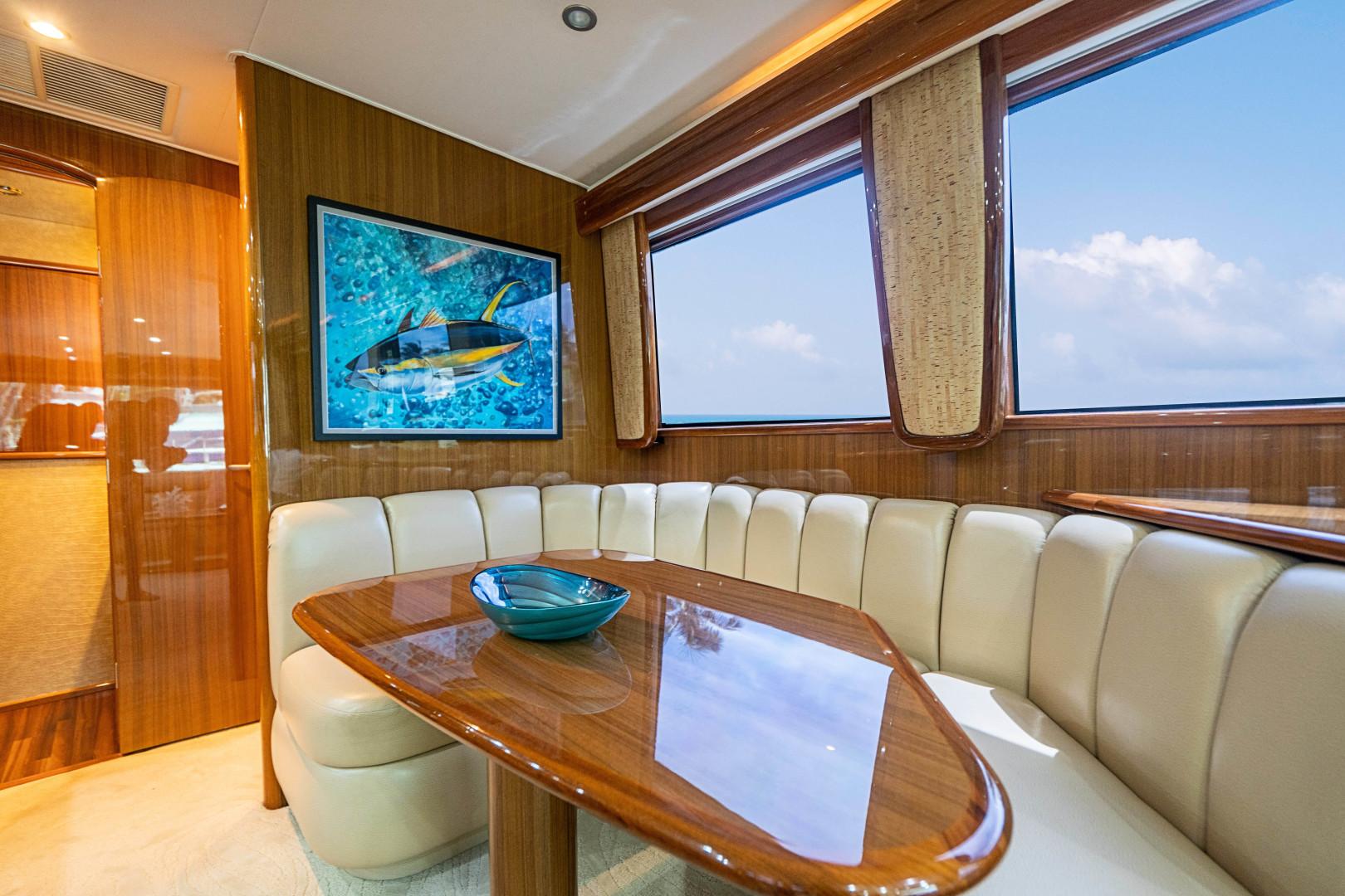 Viking-74 Enclosed Bridge 2007 -Florida-United States-74 Viking Salon-1471191   Thumbnail
