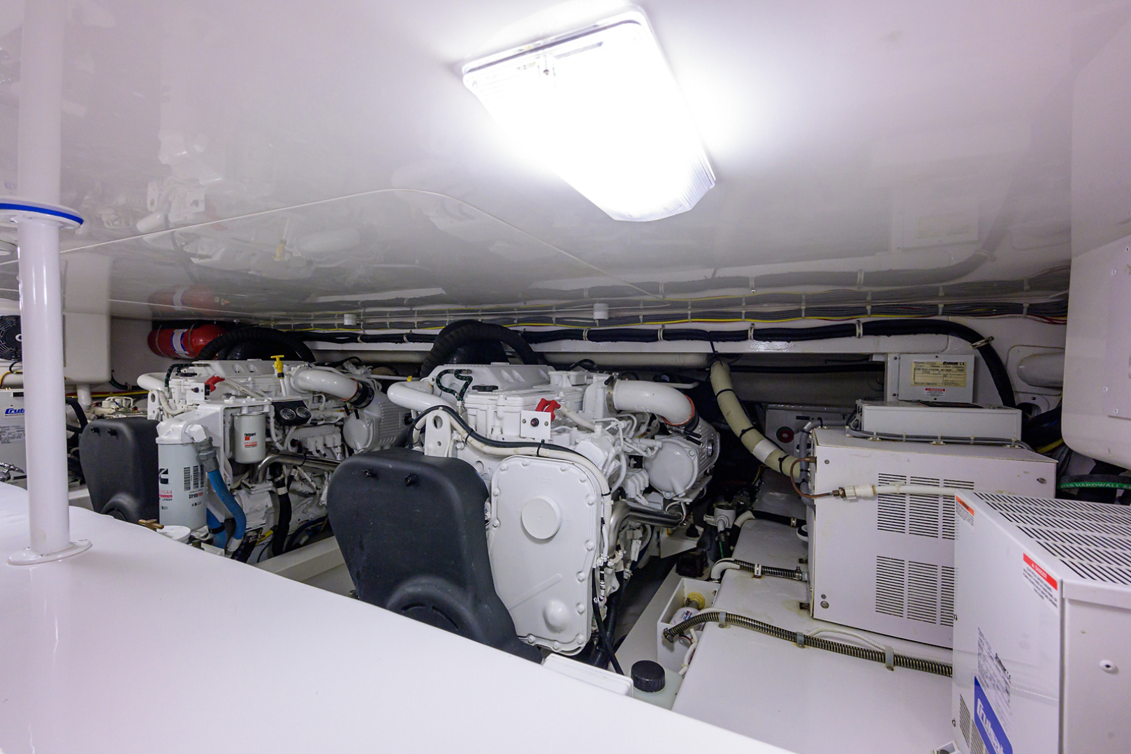 Viking-Convertible 2015-No Anchors Cape Canaveral-Florida-United States-Engine Room-1472489 | Thumbnail