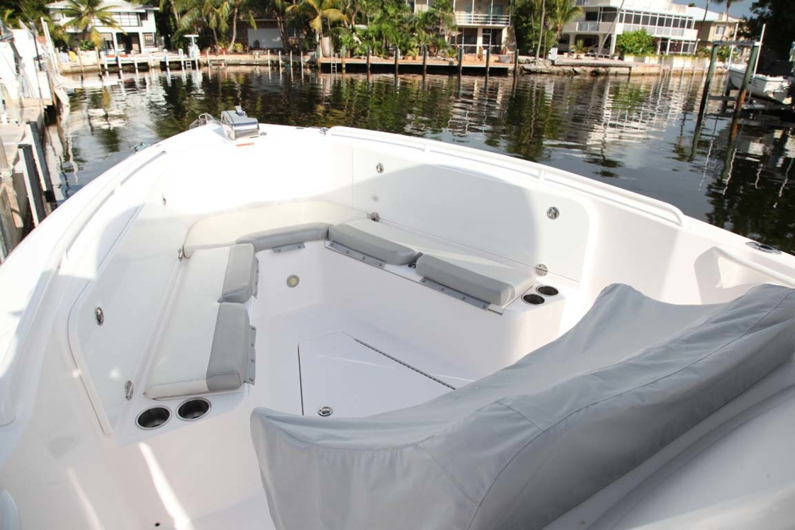 Everglades-295 2012 -Tavernier-Florida-United States-Bow Seating-1472665 | Thumbnail