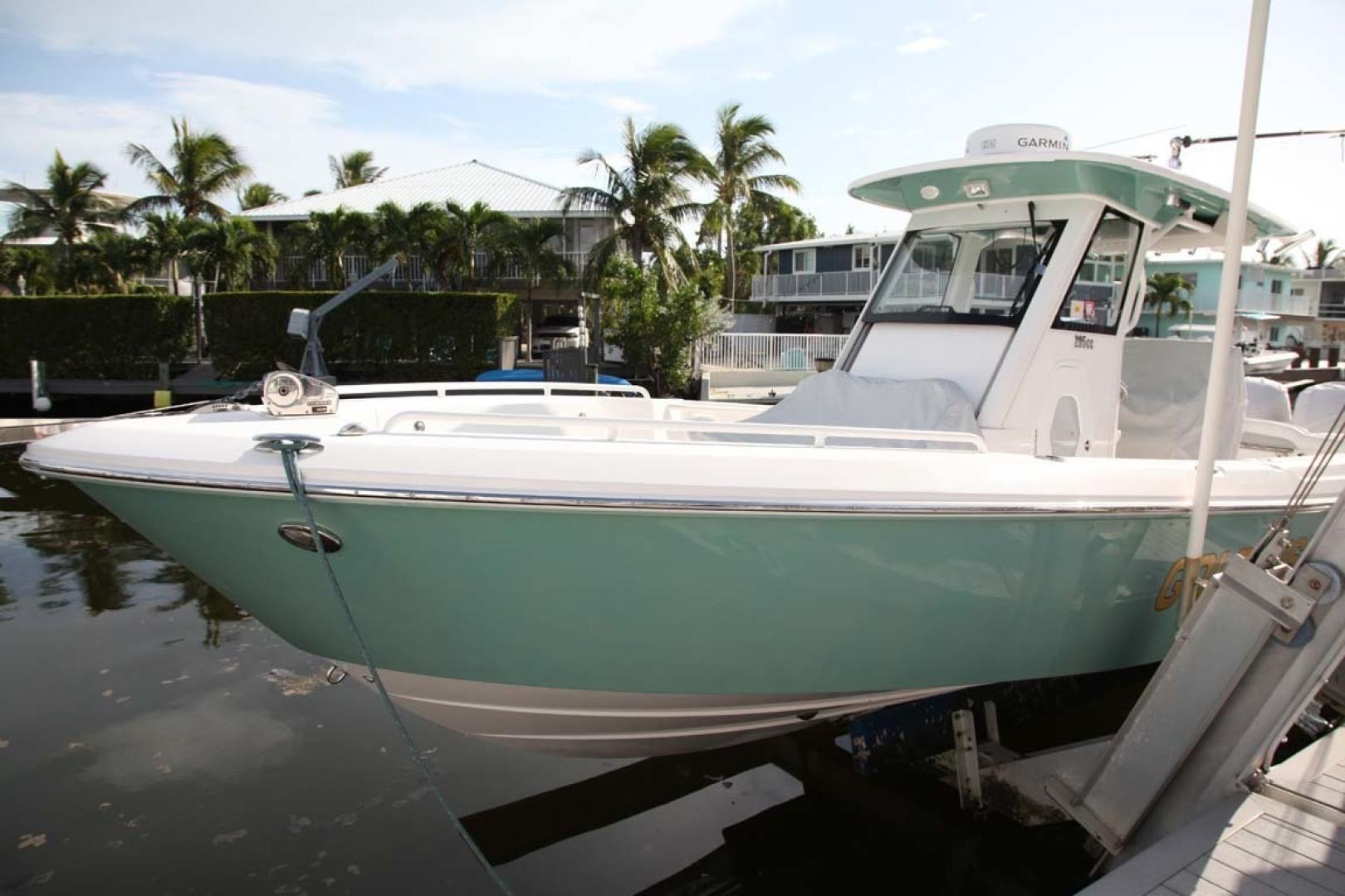 Everglades-295 2012 -Tavernier-Florida-United States-Port Bow-1472657 | Thumbnail