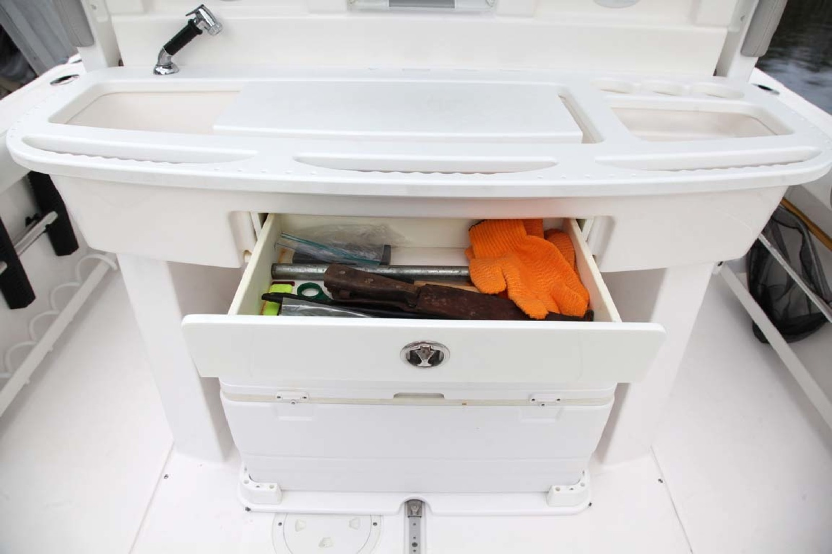 Everglades-295 2012-Gold Rush Tavernier-Florida-United States-Tackle Drawers-1472689 | Thumbnail