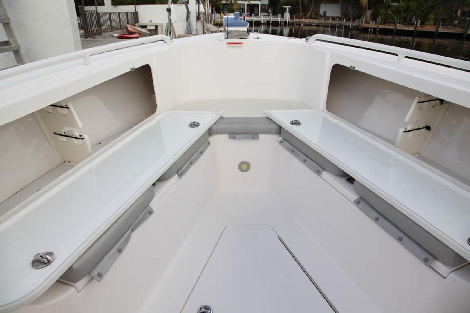 Everglades-295 2012 -Tavernier-Florida-United States-Bow Storage-1472663 | Thumbnail
