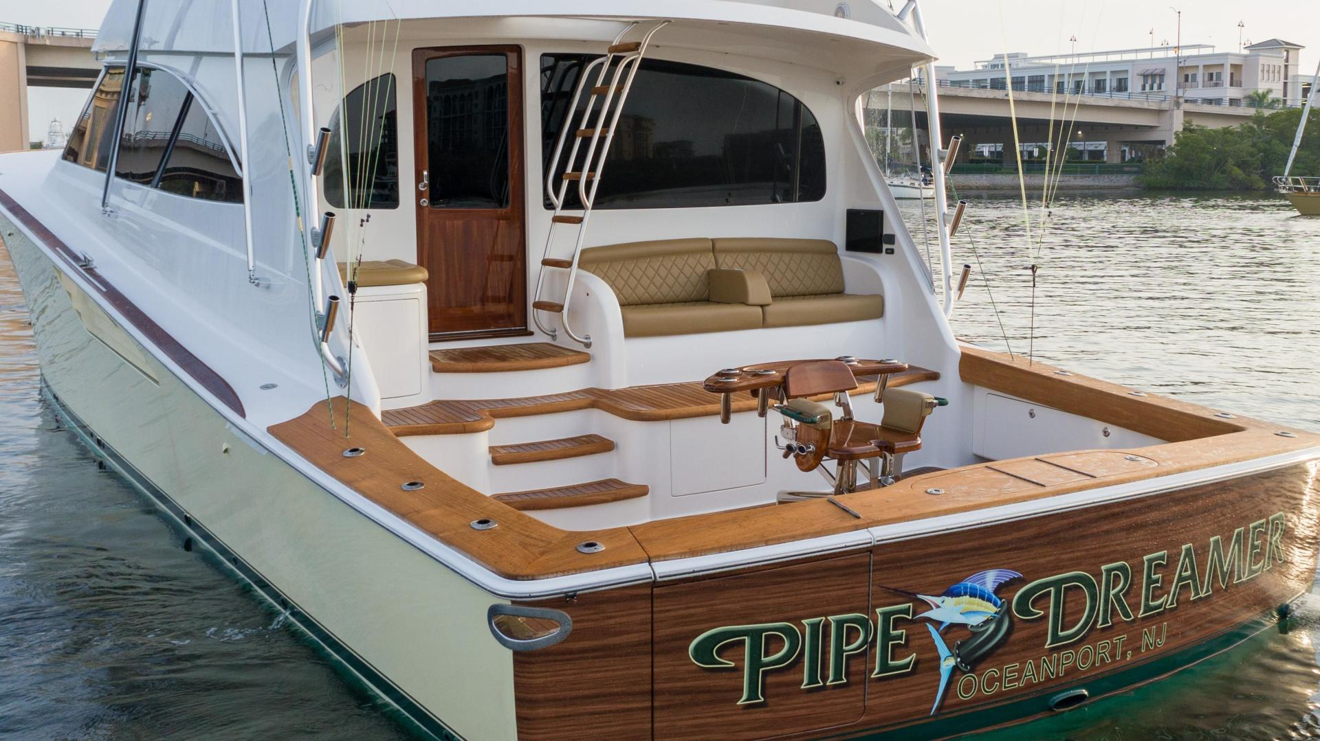 Viking-Sport Fish 2015-PIPE DREAMER Brielle-New Jersey-United States-1473186 | Thumbnail