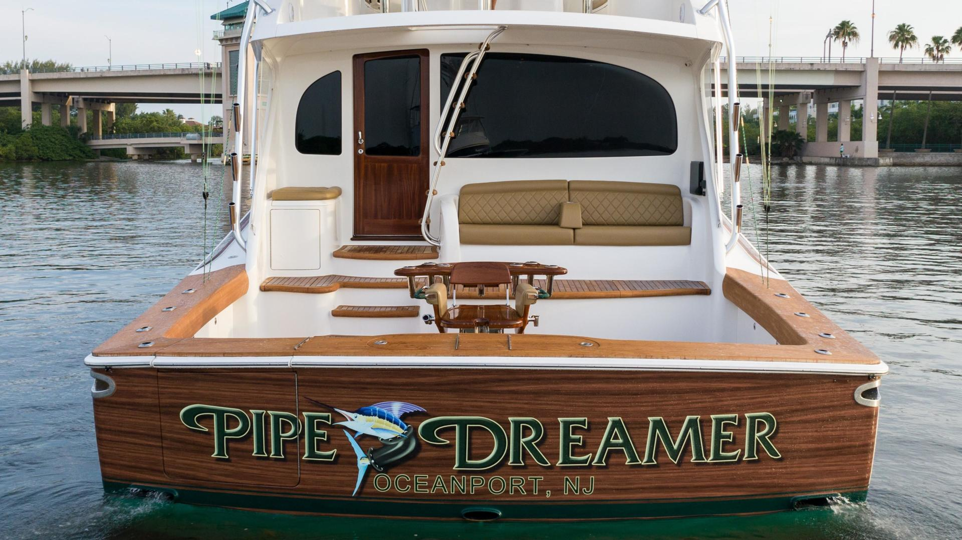 Viking-Sport Fish 2015-PIPE DREAMER Brielle-New Jersey-United States-1473188 | Thumbnail