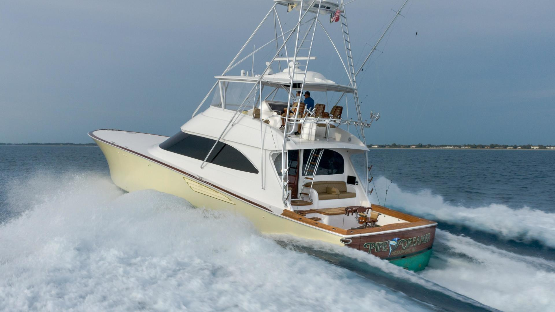 Viking-Sport Fish 2015-PIPE DREAMER Brielle-New Jersey-United States-1473180 | Thumbnail