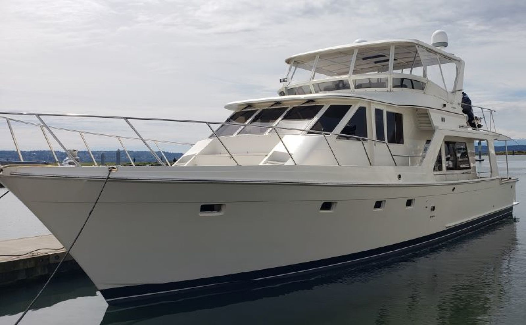 "1997 Offshore Yachts 55' Pilothouse ""One Last Time"""