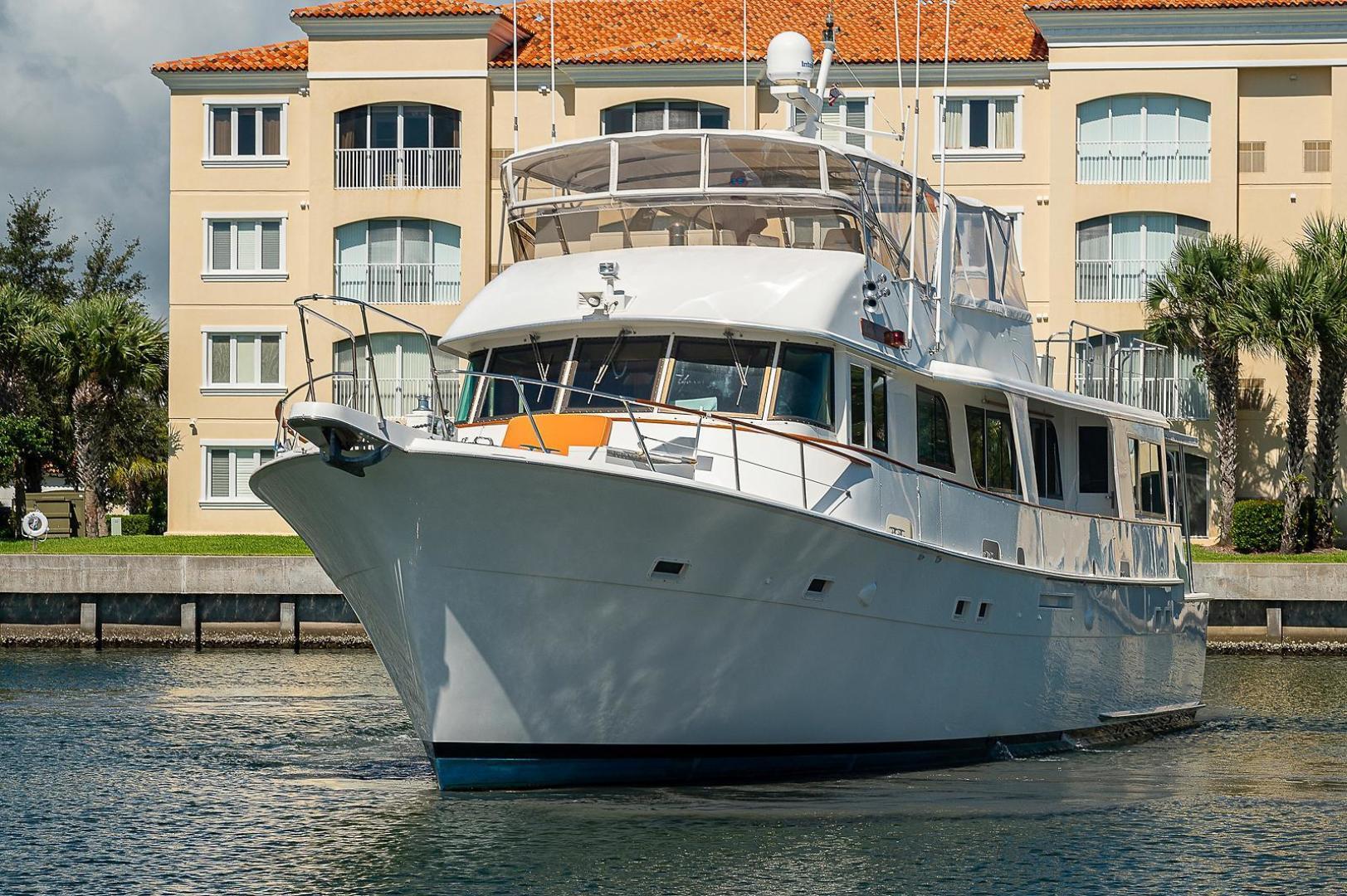 Hatteras-Long Range Cruiser 1986-Lady Lorraine Fort Pierce-Florida-United States-1474961   Thumbnail