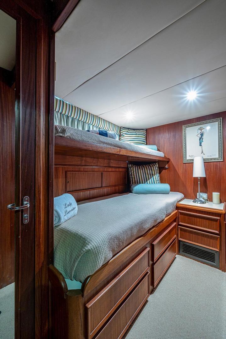 Hatteras-Long Range Cruiser 1986-Lady Lorraine Fort Pierce-Florida-United States-1474873   Thumbnail
