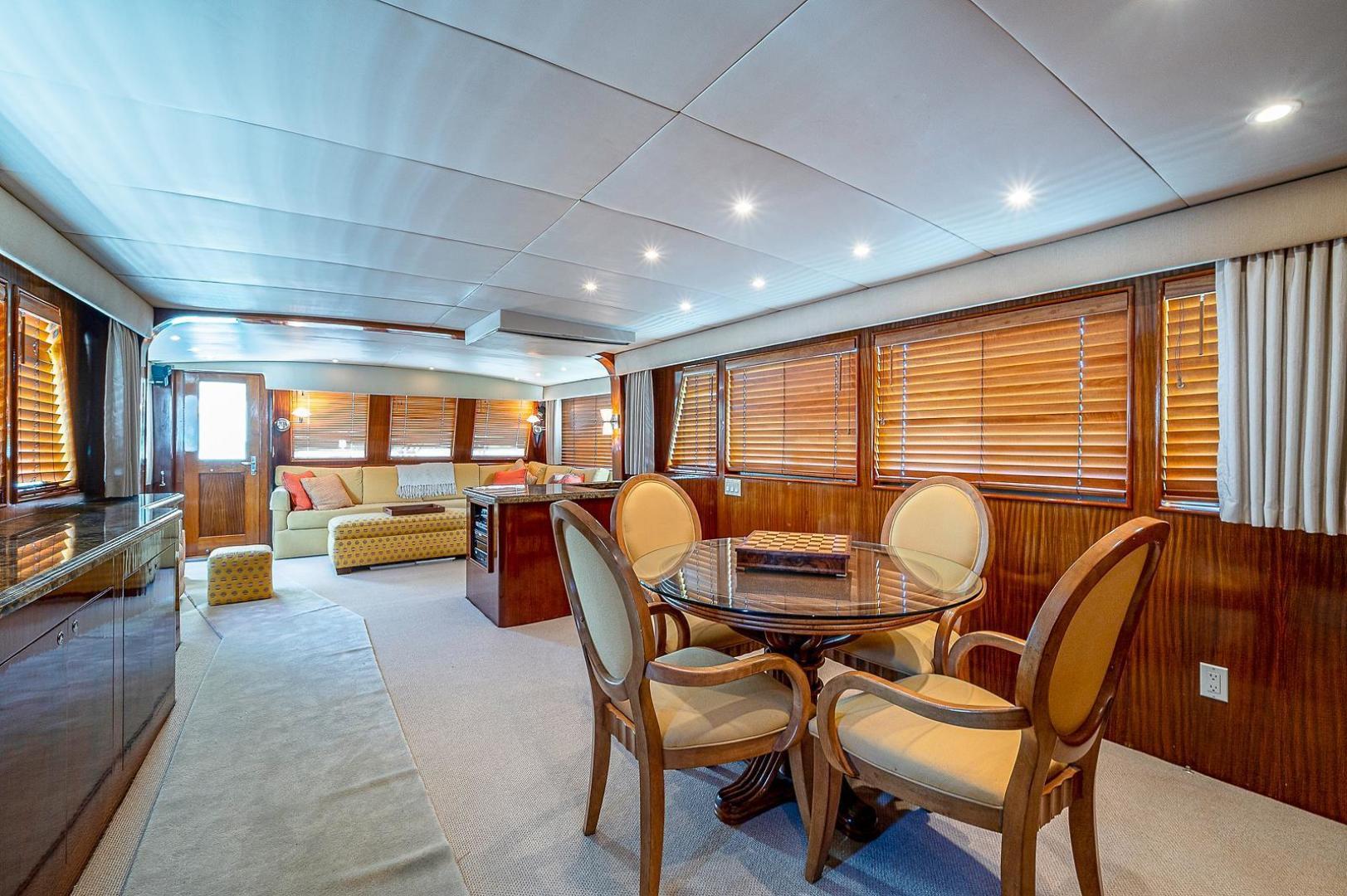 Hatteras-Long Range Cruiser 1986-Lady Lorraine Fort Pierce-Florida-United States-1474858   Thumbnail