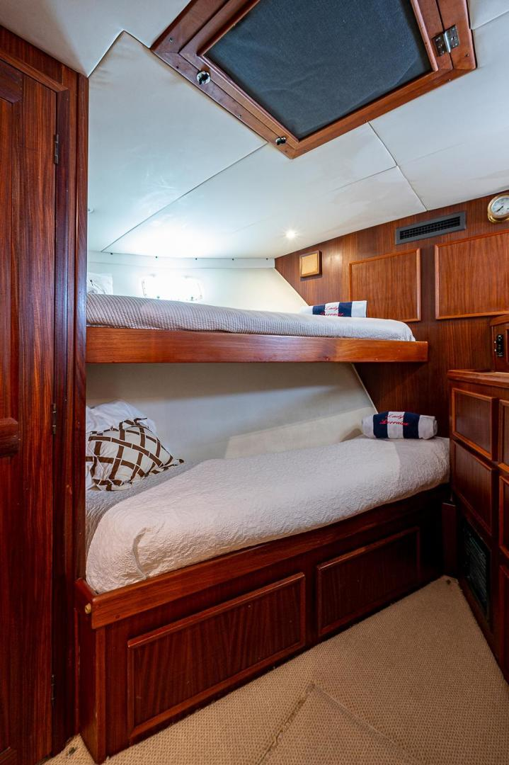 Hatteras-Long Range Cruiser 1986-Lady Lorraine Fort Pierce-Florida-United States-1474868   Thumbnail