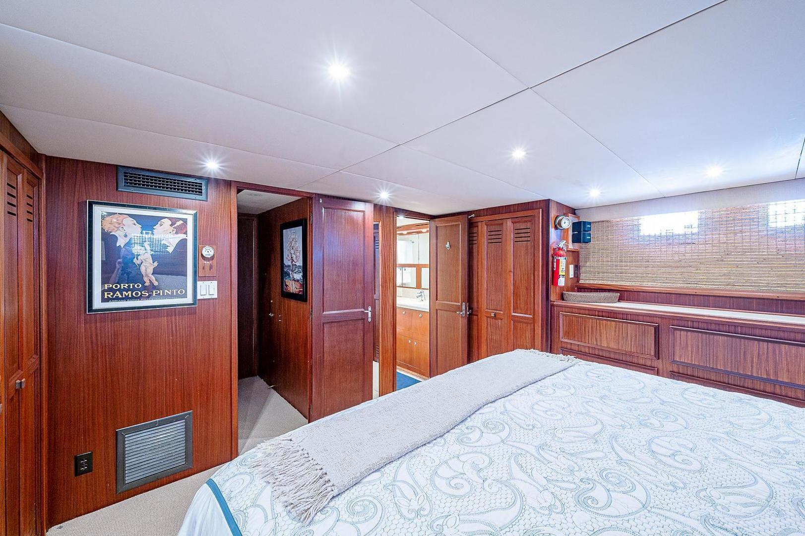Hatteras-Long Range Cruiser 1986-Lady Lorraine Fort Pierce-Florida-United States-1474879   Thumbnail