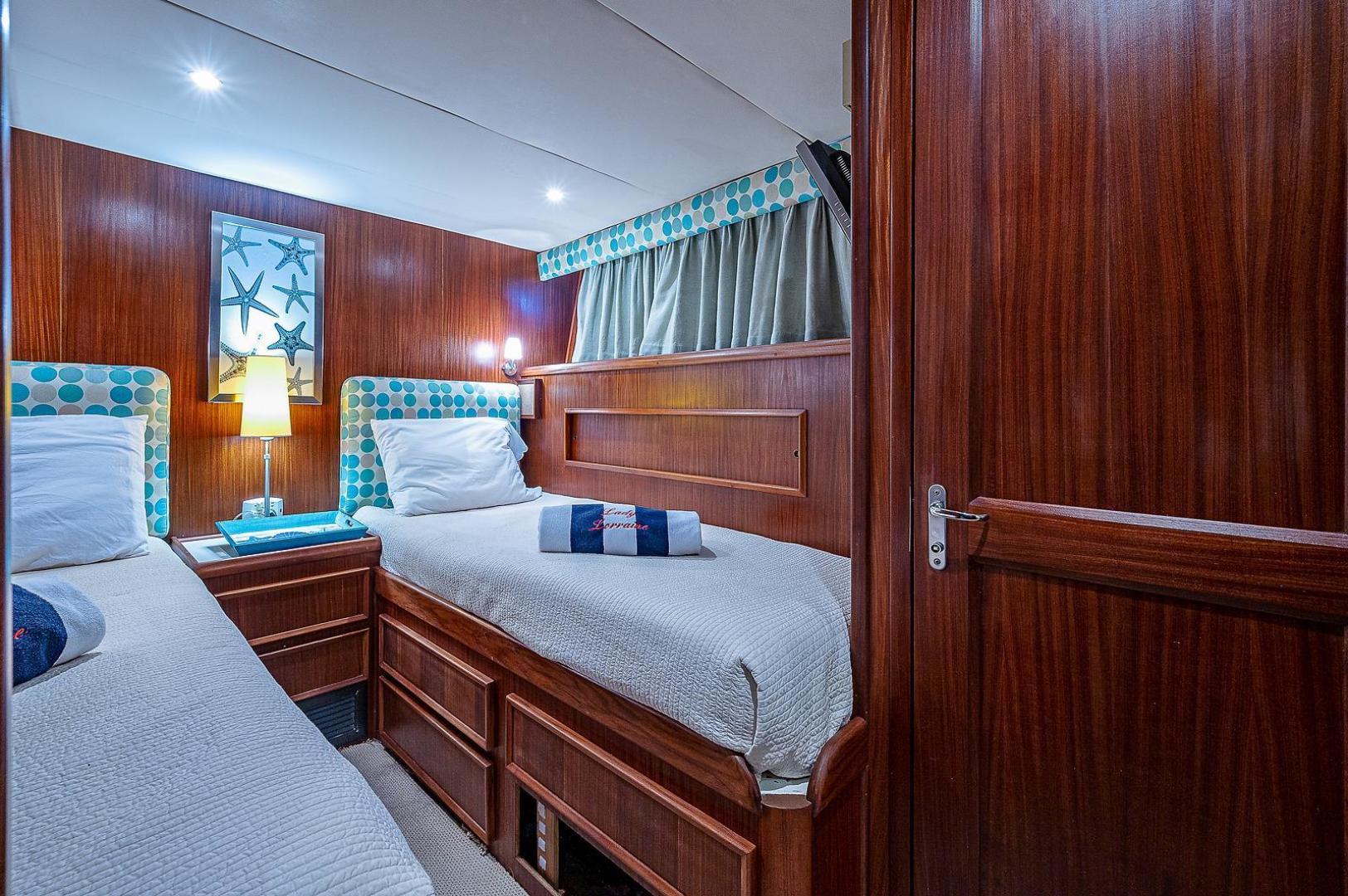 Hatteras-Long Range Cruiser 1986-Lady Lorraine Fort Pierce-Florida-United States-1474883   Thumbnail