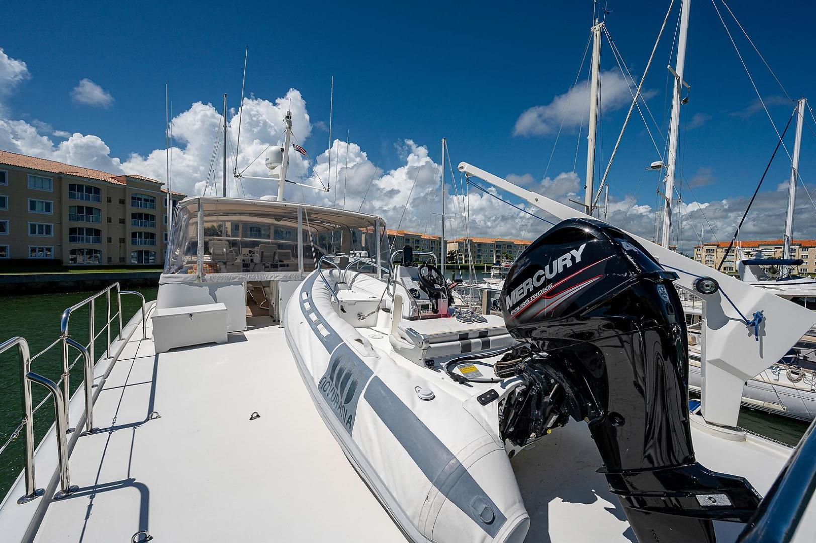 Hatteras-Long Range Cruiser 1986-Lady Lorraine Fort Pierce-Florida-United States-1474845   Thumbnail