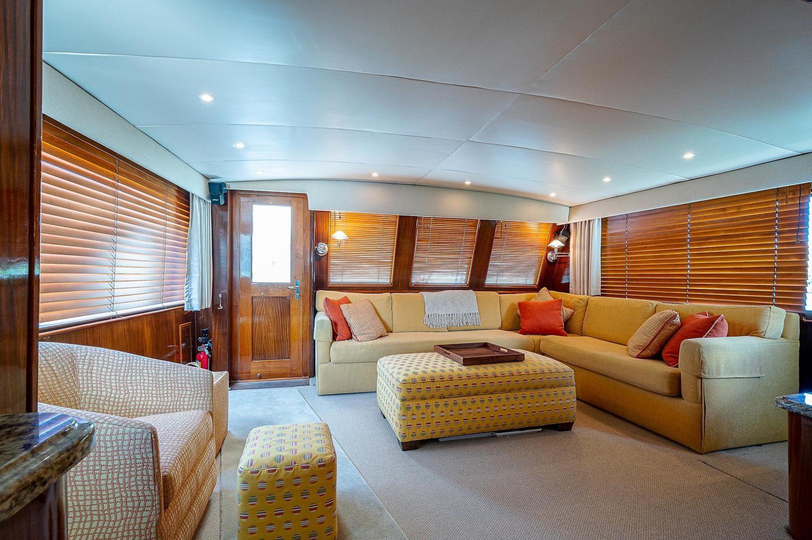 Hatteras-Long Range Cruiser 1986-Lady Lorraine Fort Pierce-Florida-United States-1474854   Thumbnail