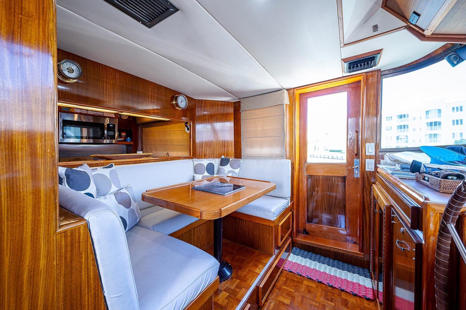Hatteras-Long Range Cruiser 1986-Lady Lorraine Fort Pierce-Florida-United States-1474862   Thumbnail