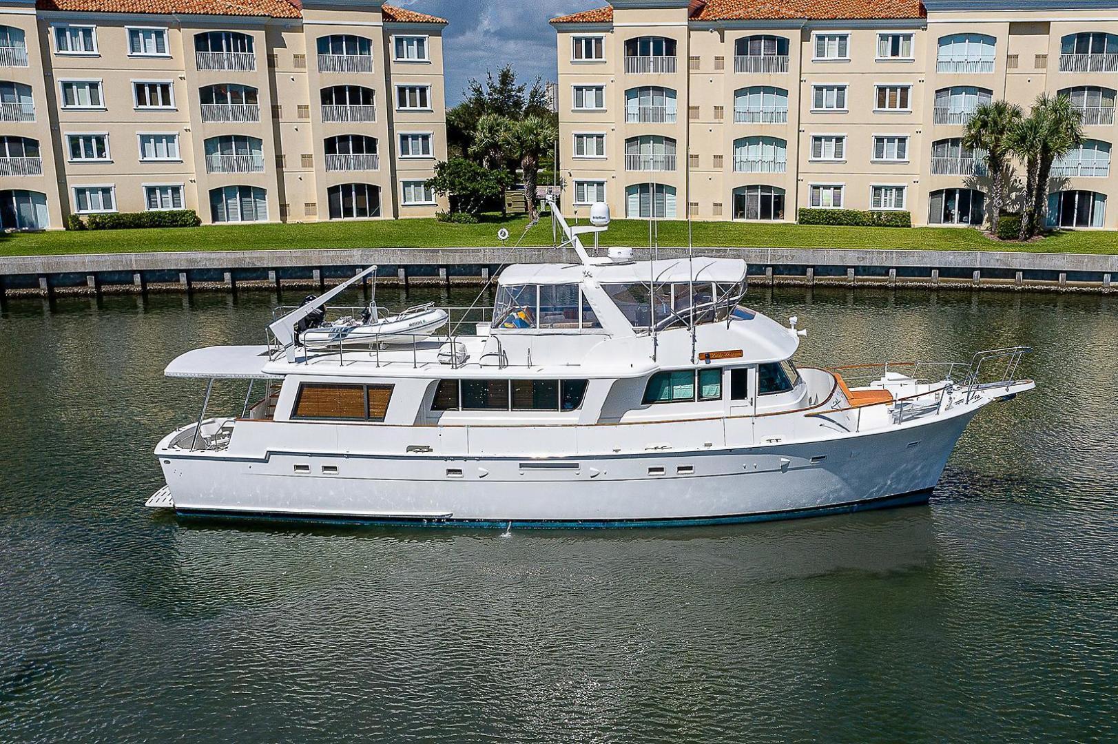 Hatteras-Long Range Cruiser 1986-Lady Lorraine Fort Pierce-Florida-United States-1474823   Thumbnail