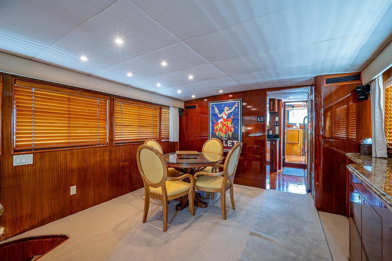 Hatteras-Long Range Cruiser 1986-Lady Lorraine Fort Pierce-Florida-United States-1474856   Thumbnail