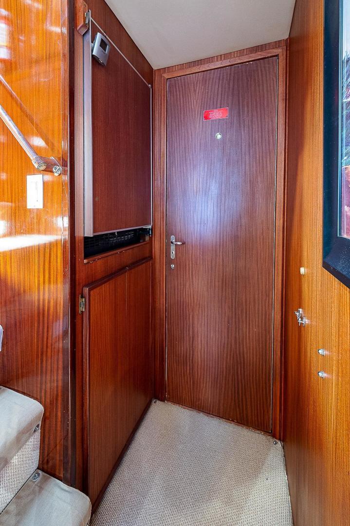 Hatteras-Long Range Cruiser 1986-Lady Lorraine Fort Pierce-Florida-United States-1474875   Thumbnail