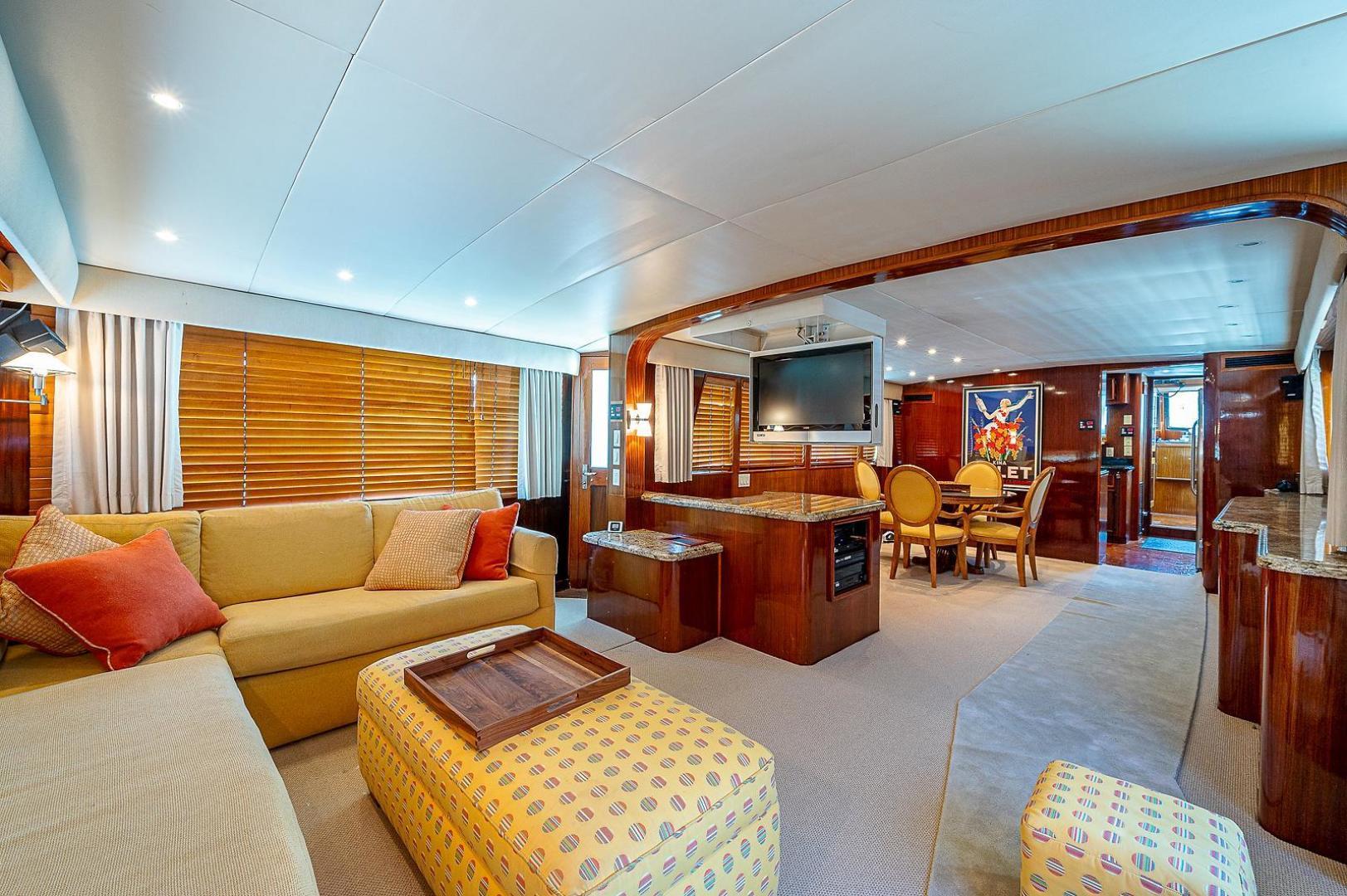 Hatteras-Long Range Cruiser 1986-Lady Lorraine Fort Pierce-Florida-United States-1474825   Thumbnail