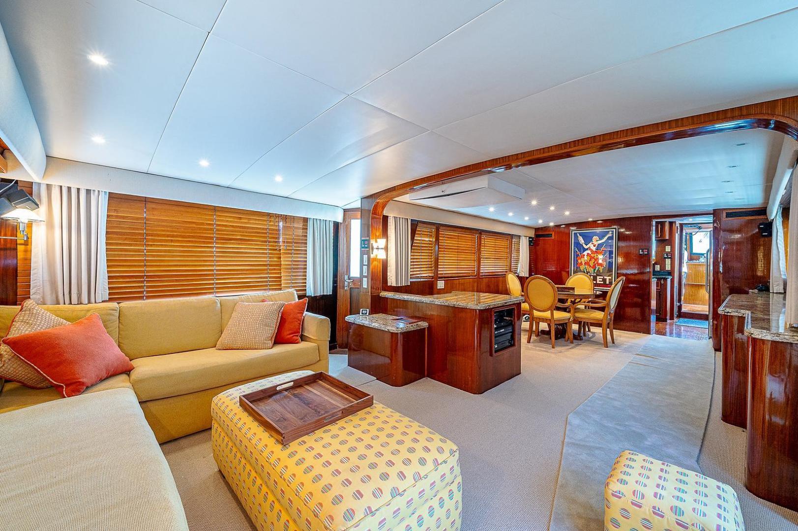 Hatteras-Long Range Cruiser 1986-Lady Lorraine Fort Pierce-Florida-United States-1474853   Thumbnail