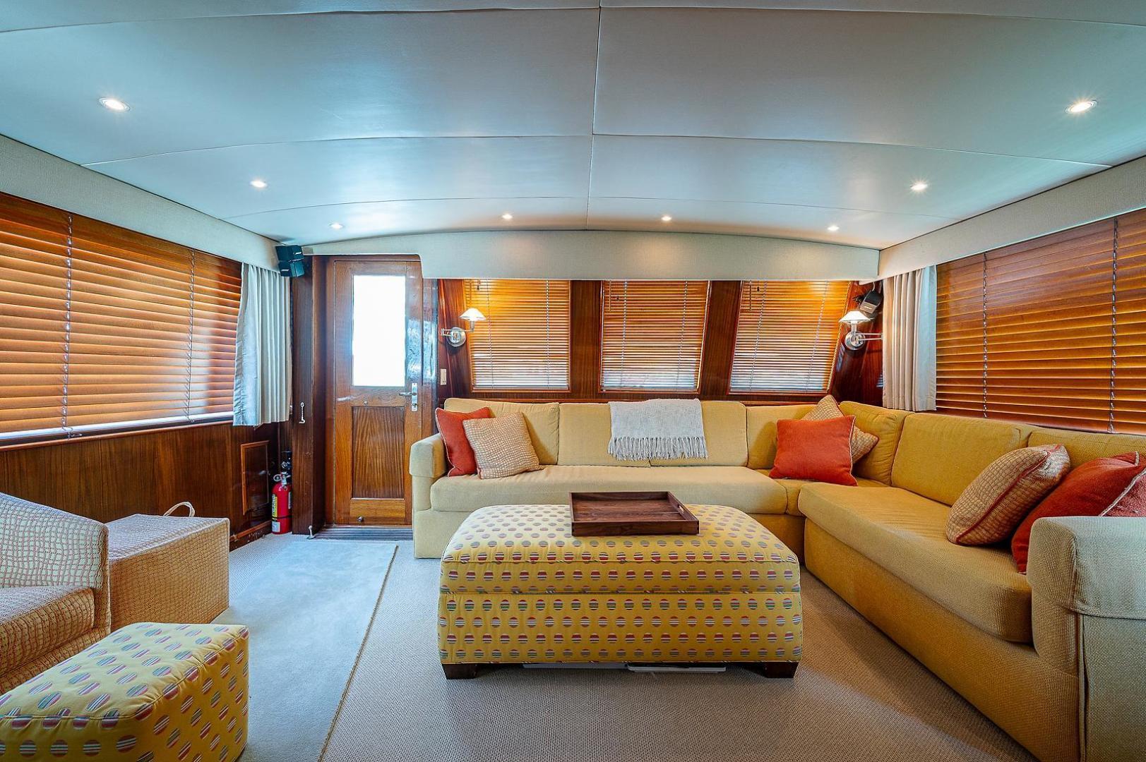 Hatteras-Long Range Cruiser 1986-Lady Lorraine Fort Pierce-Florida-United States-1474855   Thumbnail