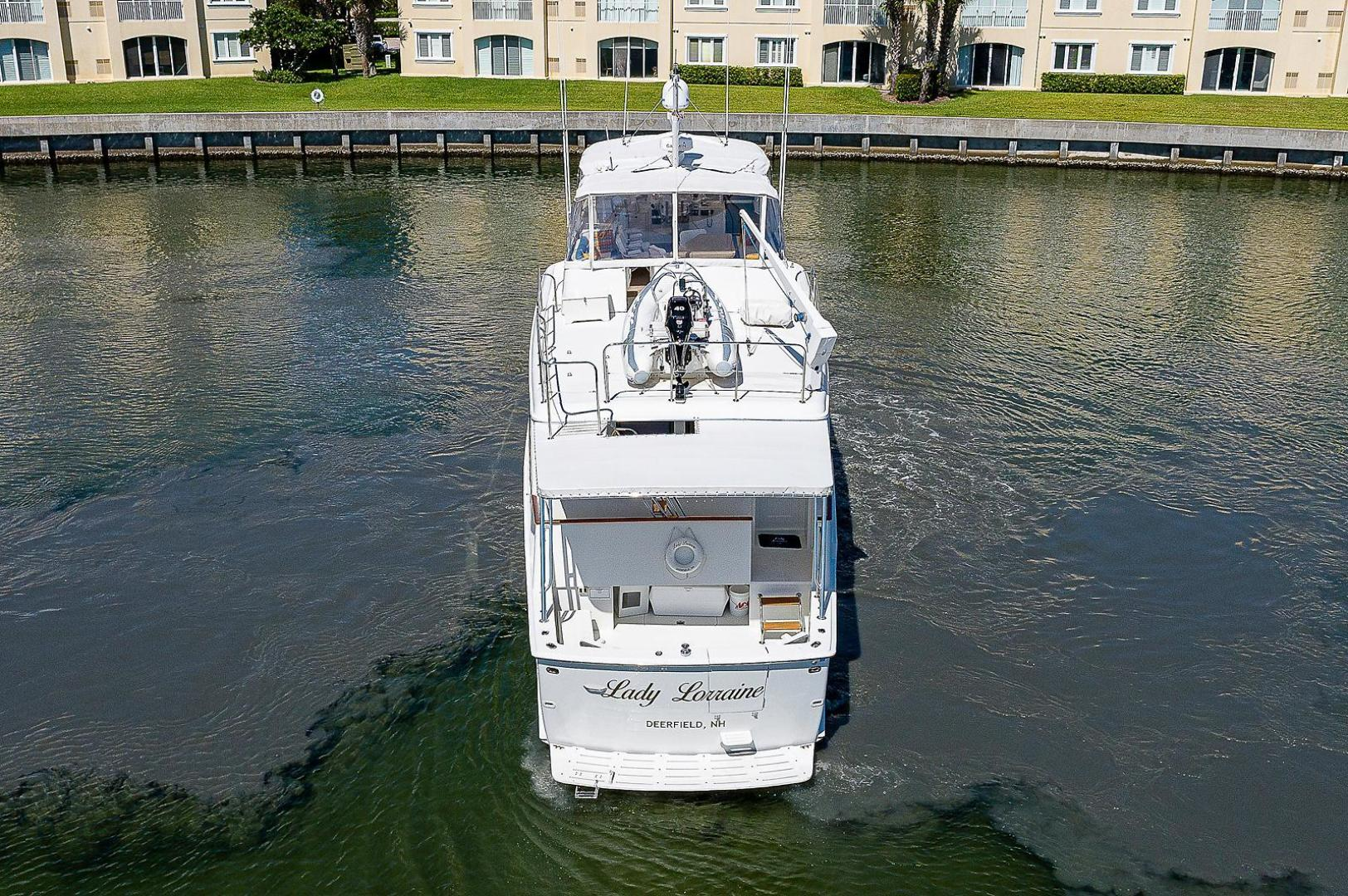Hatteras-Long Range Cruiser 1986-Lady Lorraine Fort Pierce-Florida-United States-1474835   Thumbnail