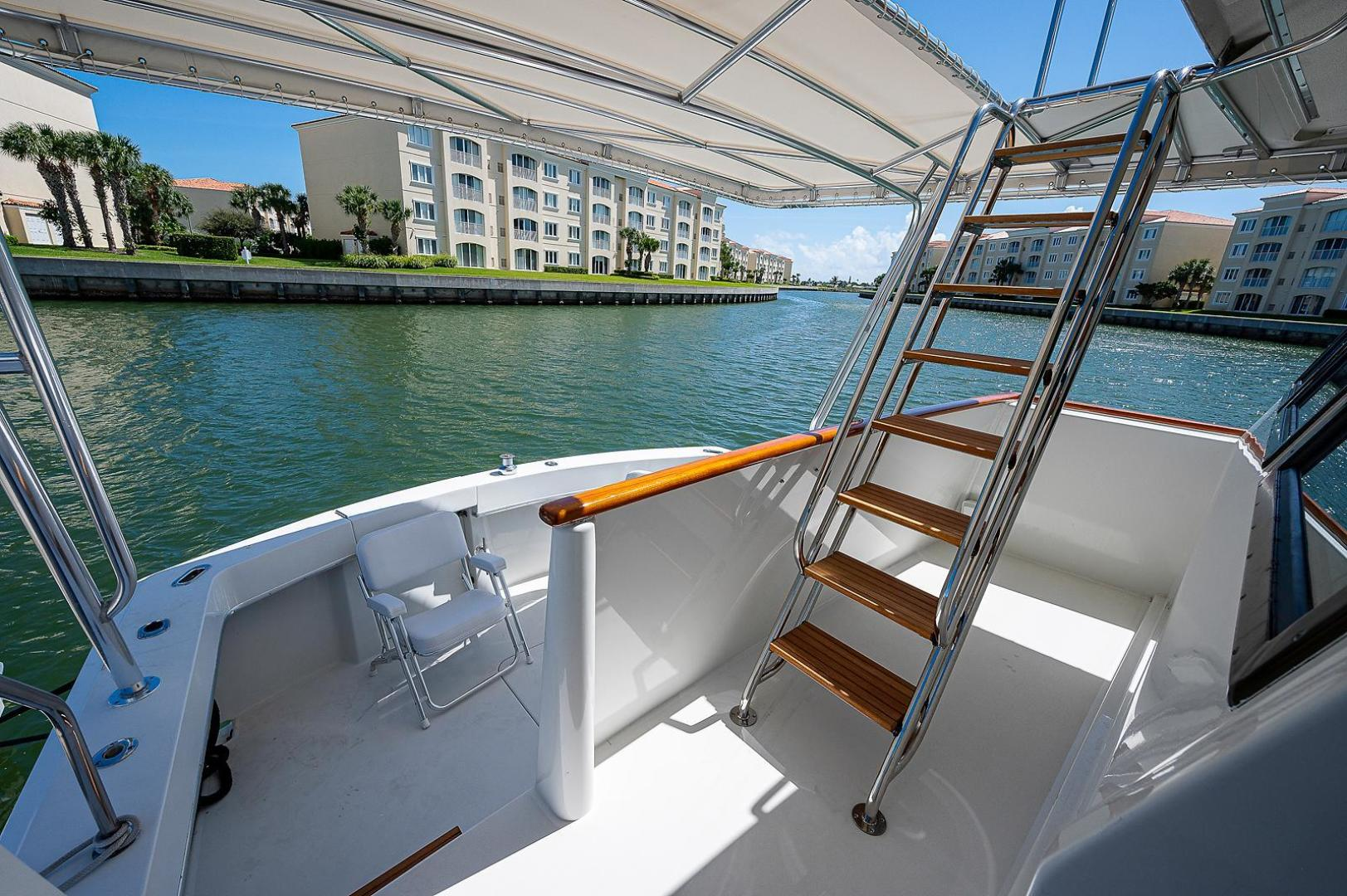 Hatteras-Long Range Cruiser 1986-Lady Lorraine Fort Pierce-Florida-United States-1474844   Thumbnail
