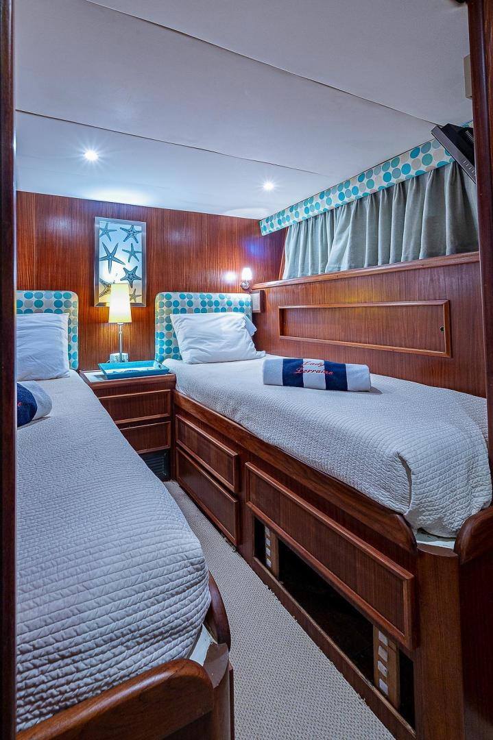 Hatteras-Long Range Cruiser 1986-Lady Lorraine Fort Pierce-Florida-United States-1474882   Thumbnail