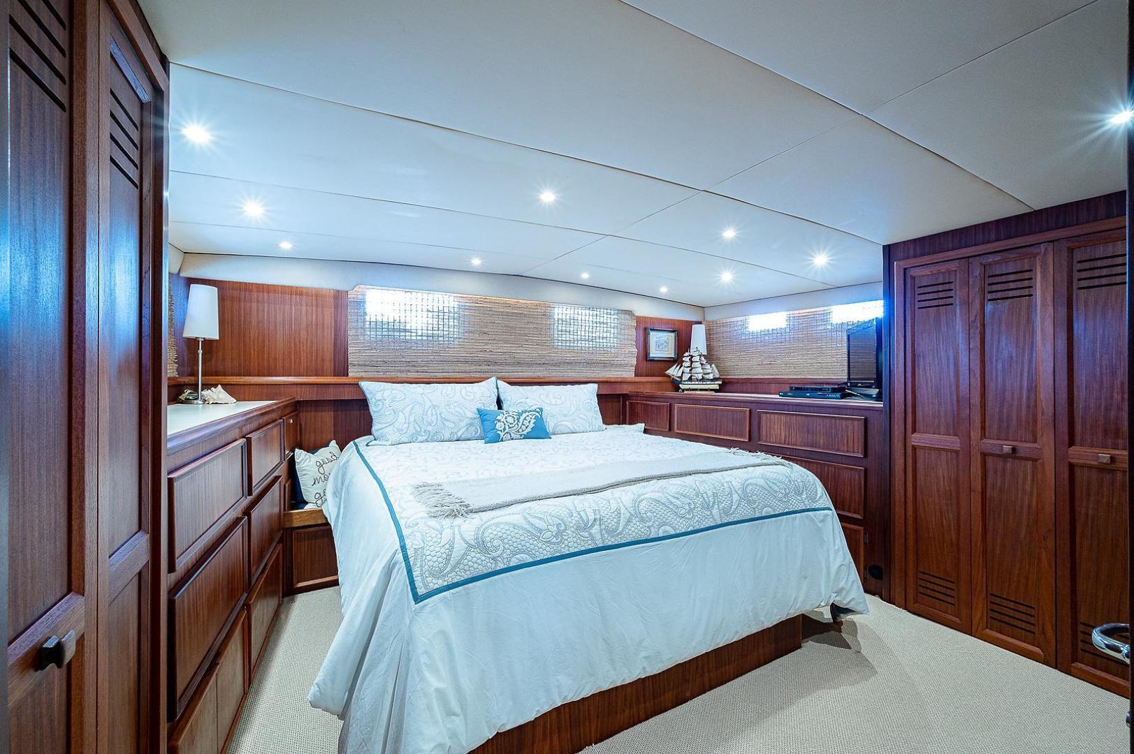 Hatteras-Long Range Cruiser 1986-Lady Lorraine Fort Pierce-Florida-United States-1474878   Thumbnail