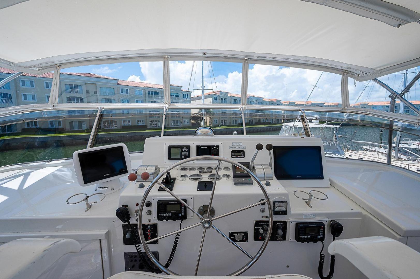 Hatteras-Long Range Cruiser 1986-Lady Lorraine Fort Pierce-Florida-United States-1474852   Thumbnail