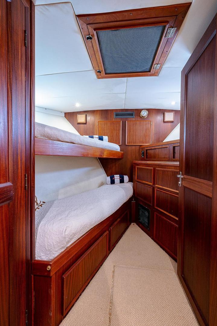 Hatteras-Long Range Cruiser 1986-Lady Lorraine Fort Pierce-Florida-United States-1474866   Thumbnail