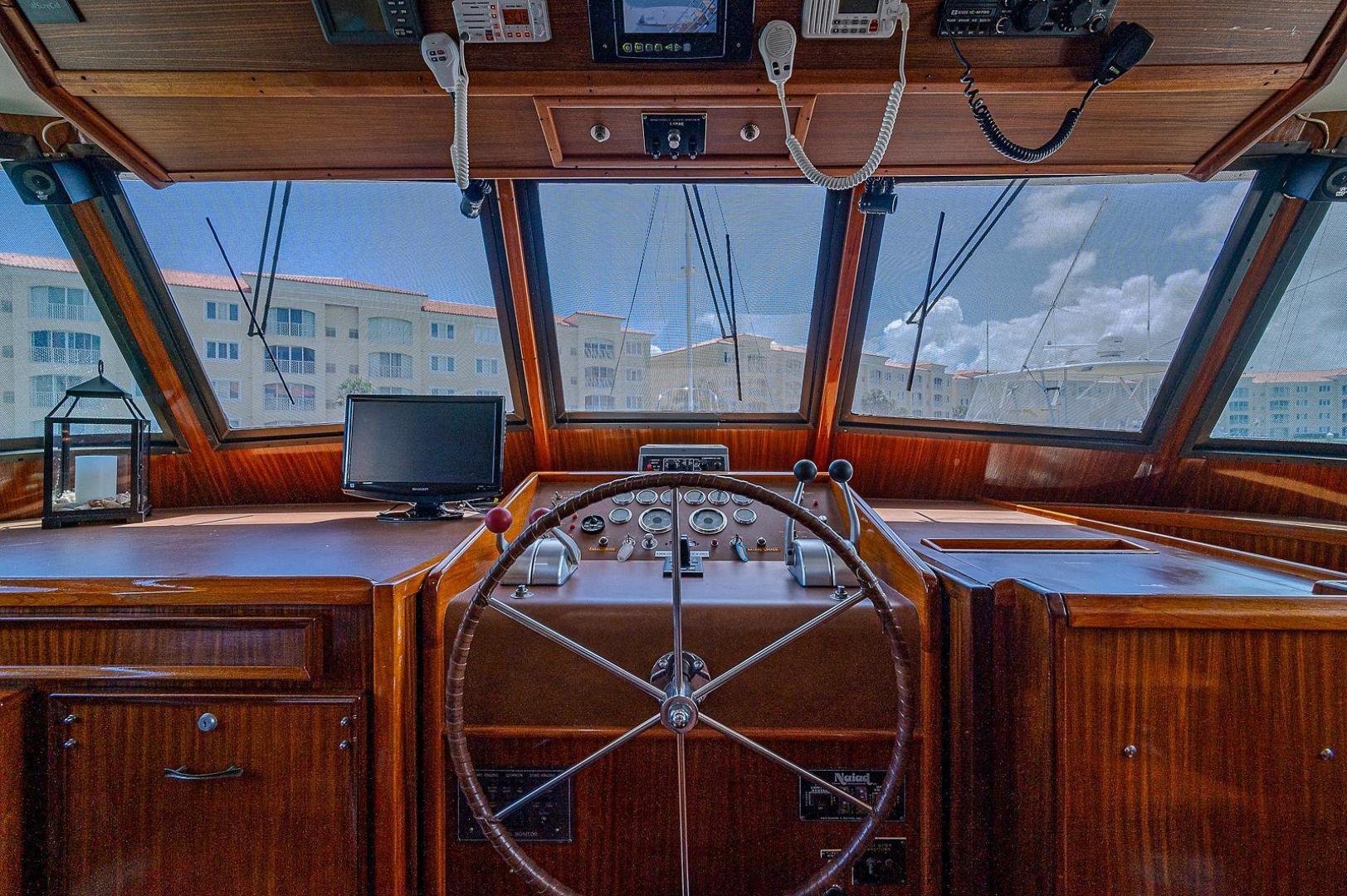 Hatteras-Long Range Cruiser 1986-Lady Lorraine Fort Pierce-Florida-United States-1474865   Thumbnail