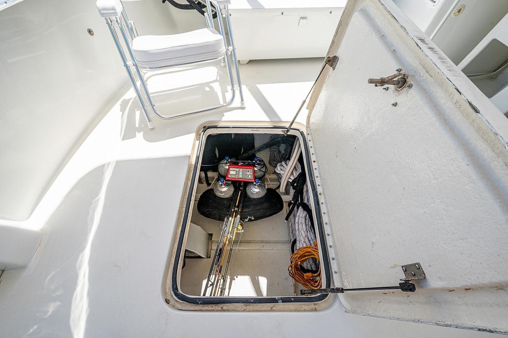 Hatteras-Long Range Cruiser 1986-Lady Lorraine Fort Pierce-Florida-United States-1474843   Thumbnail