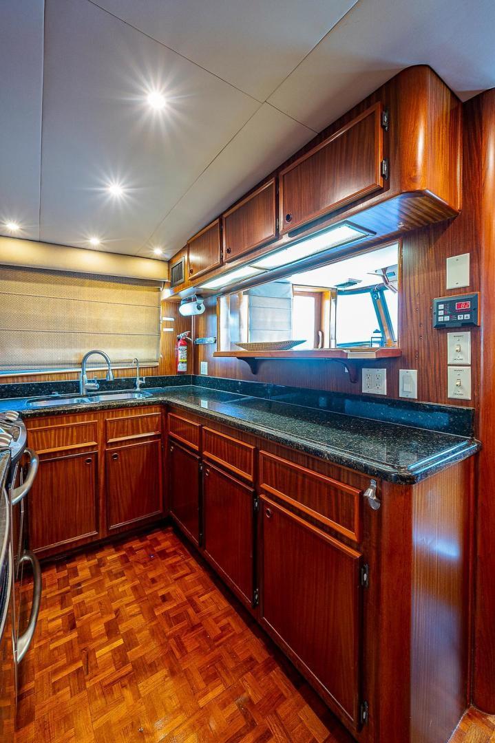 Hatteras-Long Range Cruiser 1986-Lady Lorraine Fort Pierce-Florida-United States-1474860   Thumbnail