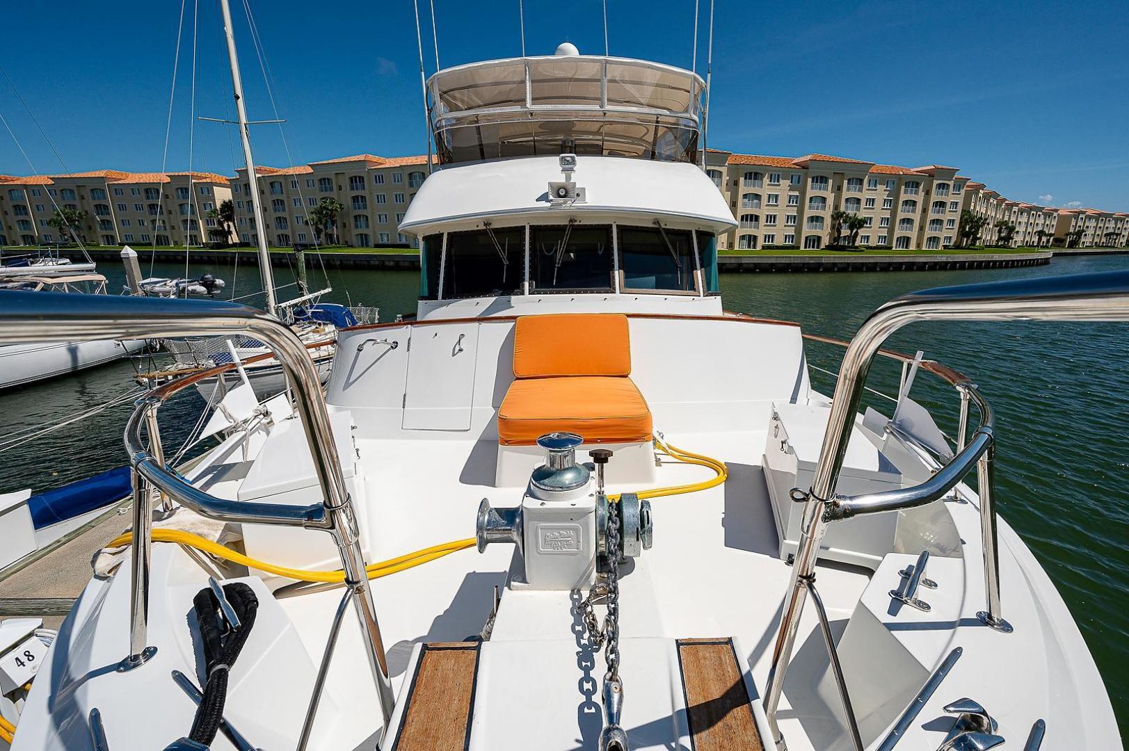 Hatteras-Long Range Cruiser 1986-Lady Lorraine Fort Pierce-Florida-United States-1474839   Thumbnail