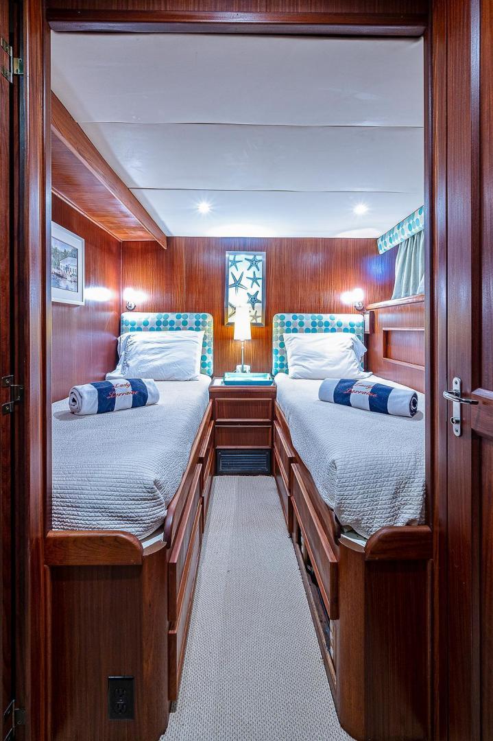 Hatteras-Long Range Cruiser 1986-Lady Lorraine Fort Pierce-Florida-United States-1474884   Thumbnail