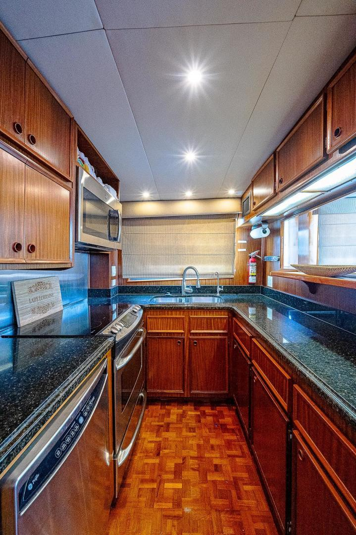Hatteras-Long Range Cruiser 1986-Lady Lorraine Fort Pierce-Florida-United States-1474829   Thumbnail