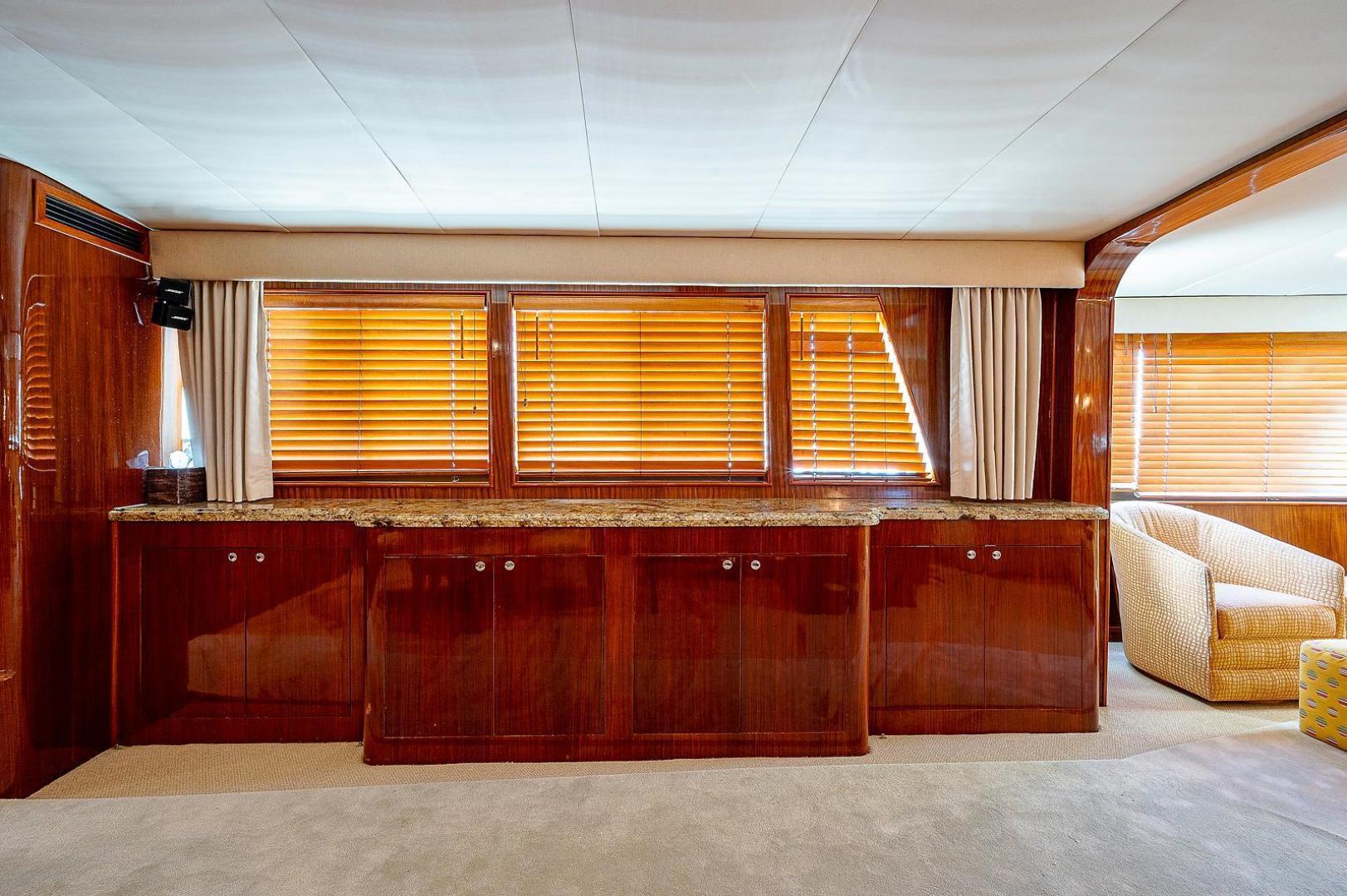 Hatteras-Long Range Cruiser 1986-Lady Lorraine Fort Pierce-Florida-United States-1474859   Thumbnail