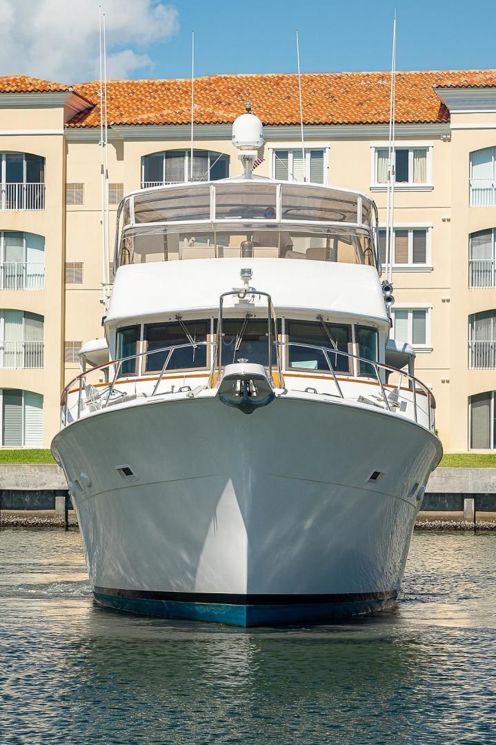 Hatteras-Long Range Cruiser 1986-Lady Lorraine Fort Pierce-Florida-United States-1474960   Thumbnail