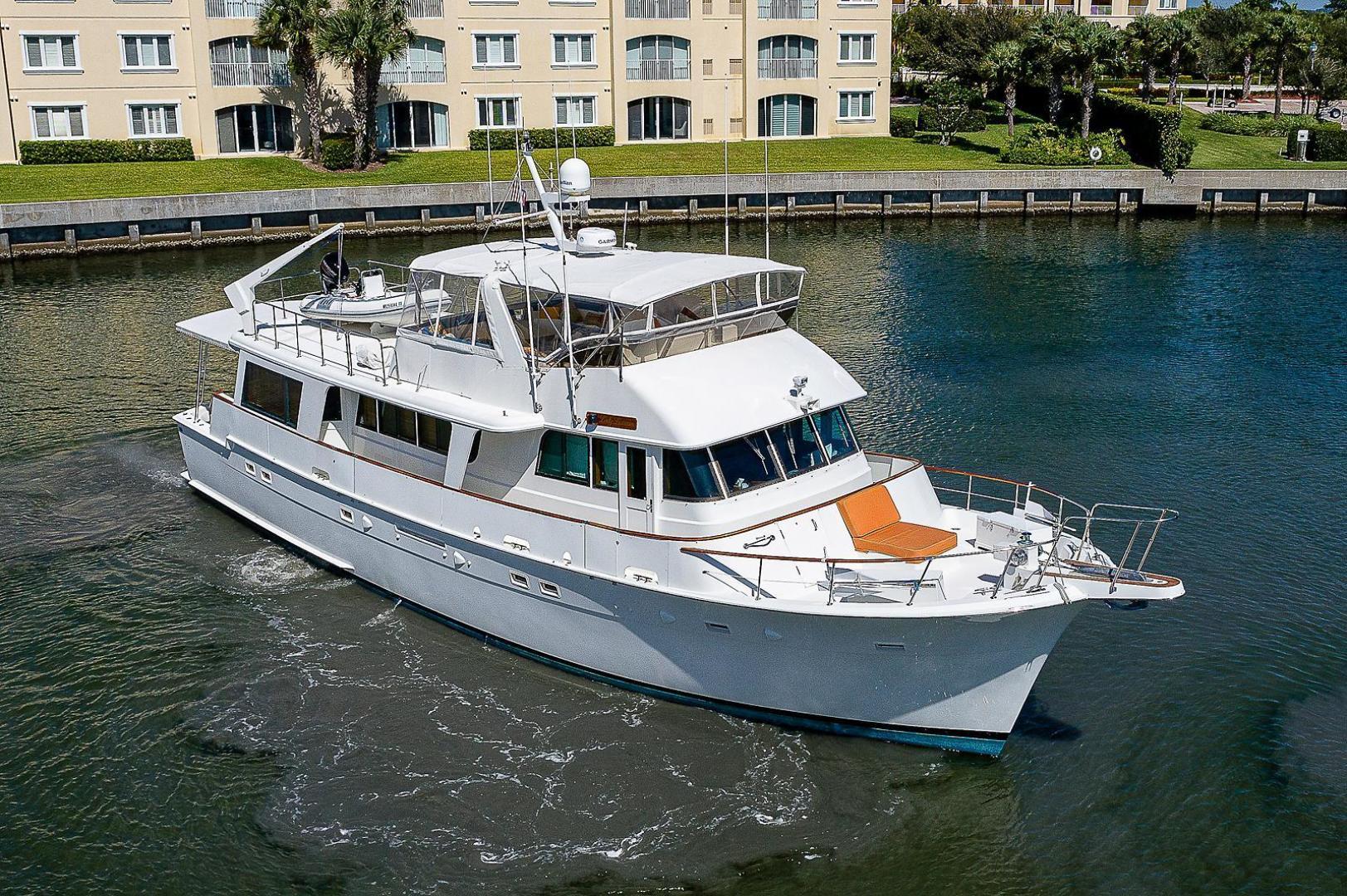 Hatteras-Long Range Cruiser 1986-Lady Lorraine Fort Pierce-Florida-United States-1474830   Thumbnail