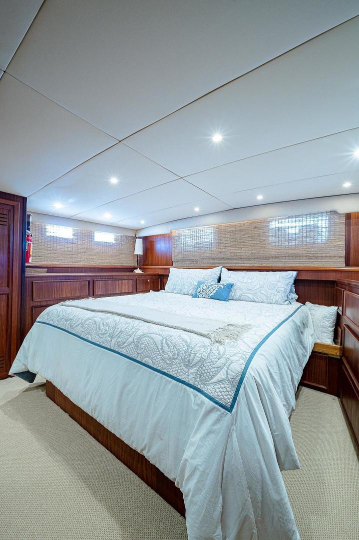 Hatteras-Long Range Cruiser 1986-Lady Lorraine Fort Pierce-Florida-United States-1474828   Thumbnail